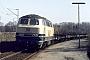 "Deutz 58145 - DB ""216 123-0"" 27.03.1981 - Paderborn, Haltepunkt Kasseler TorMichael Hafenrichter"