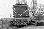 """Henschel 29862 - WLE """"D 0902"""" 20.04.1978 - Lippstadt, Bahnbetriebswerk Stirper StraßeChristoph Beyer"""