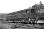 """Henschel 29862 - WLE """"D 0902"""" 08.01.1972 - Warstein, BahnhofHelmut Beyer"""