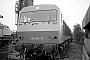 """Henschel 31405 - DB """"202 004-8"""" 21.05.1977 - Gelsenkirchen-Bismarck, BahnbetriebswerkMichael Hafenrichter"""