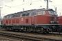 "Henschel 31823 - DB ""218 365-5"" 24.04.1982 - Saarbrücken, BahnbetriebswerkMartin Welzel"
