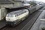 """Henschel 31839 - DB """"218 381-2"""" 26.02.1983 - Langenlonsheim, BahnhofMichael Hafenrichter"""
