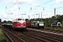 """Krauss-Maffei 18297 - BSBG """"D 9"""" 27.07.2007 - Düsseldorf-Rath, BahnhofAndreas Kabelitz"""