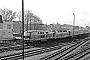 """Krauss-Maffei 18416 - DB """"V 300 001"""" __.04.1967 - Brackwede, BahnhofRichard Schulz (Archiv Christoph und Burkhard Beyer)"""
