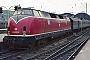 "Krauss-Maffei 18416 - DB ""230 001-0"" 18.04.1971 - Hamburg-Altona, BahnhofHelmut Philipp"