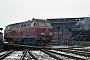 "Krupp 4047 - DB ""216 004-2"" 27.12.1976 - Gelsenkirchen-Bismarck, BahnbetriebswerkMichael Hafenrichter"