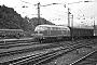 "Krupp 4647 - DB ""V 160 014"" 07.09.1967 - Saarbrücken, HauptbahnhofHelmut Philipp"