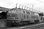"""Krupp 5057 - DB """"215 036-5"""" 18.03.1978 - Köln, Bahnbetriebswerk DeutzerfeldMichael Hafenrichter"""