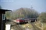 "Krupp 5138 - DB Regio ""218 117-0"" 27.03.2002 - Kiel-Gaarden, Abzweig SsStefan Motz"