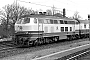 """Krupp 5199 - DB """"218 185-7"""" 08.04.1989 - Hamburg-Altona, BahnhofHelmut Philipp"""