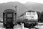 "Krupp 5314 - DB ""218 321-8"" 02.07.1978 - Bayrischzell, BahnhofMichael Hafenrichter"