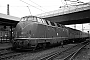 "MaK 2000007 - DB ""220 007-9"" 18.06.1981 - Stade, BahnhofMichael Hafenrichter"