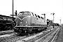 """MaK 2000012 - DB """"V 200 012"""" 08.06.1966 - Helmstedt, BahnhofKarl-Friedrich Seitz"""