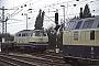 "MaK 2000035 - DB ""216 045-5"" 15.09.1980 - Mülheim-Styrum, BahnhofMichael Hafenrichter"