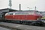 """MaK 2000037 - DB """"V 160 047"""" 19.05.1966 - Hannover, HauptbahnhofFritz Wilke [†] (Archiv Stefan Carstens)"""