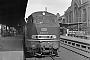 """MaK 2000037 - DB """"V 160 047"""" 01.03.1967 - Bielefeld, HauptbahnhofHelmut Beyer"""